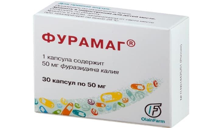 ФУРАМАГ 50 - инструкция по применению, цена, отзывы и аналоги