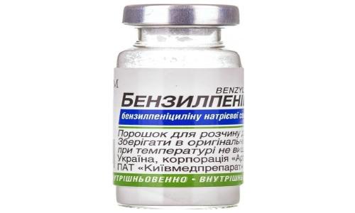 Применение Бензилпенициллина оправдано при широком круге инфекционных заболеваний, т.к. этот медикамент относится к группе высокоэффективных биосинтетических пенициллинов