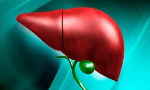 При нарушении функции печени препарат применять с осторожностью и под контролем врача