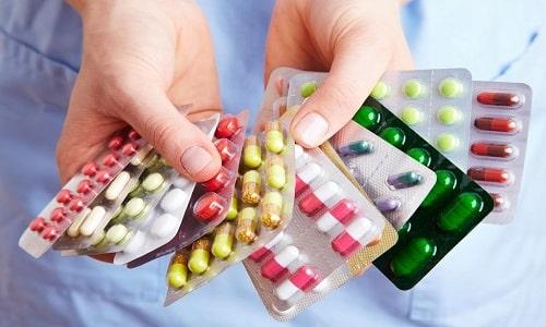 Препарат способен влиять на усвоение других препаратов