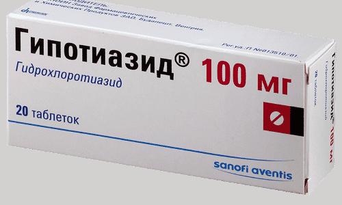 Лечебный эффект медикамента заключается в нормализации АД