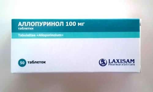 Действующее вещество ухудшает действие Аллопуринола