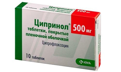 Препарат Ципринол применяется для профилактики и лечения целого ряда воспалительных и инфекционных патологий