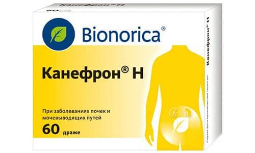 Канефрон Н - созданное из натуральных трав природное средство с обеззараживающим и мочегонным эффектом