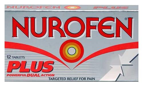 Нурофен плюс - обезболивающее усиленного действия, применяемое для устранения боли, отеков и воспаления