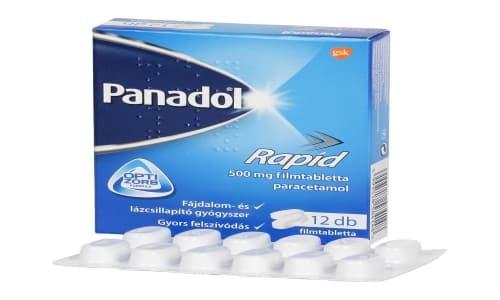 В розничной продаже лекарство присутствует в виде таблеток по 500 мг парацетамола - активного ингредиента