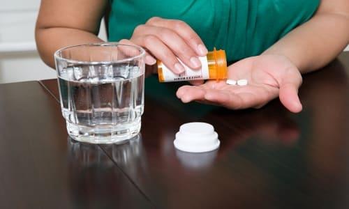 После устранения симптоматики заболевания антибиотик необходимо принимать в течение 1-2 дней