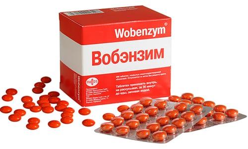 Лекарственное средство выпускается только в форме кишечнорастворимых таблеток
