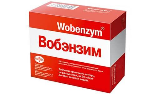 Вобэнзим включают в терапевтические схемы хронических и осложненных заболеваний