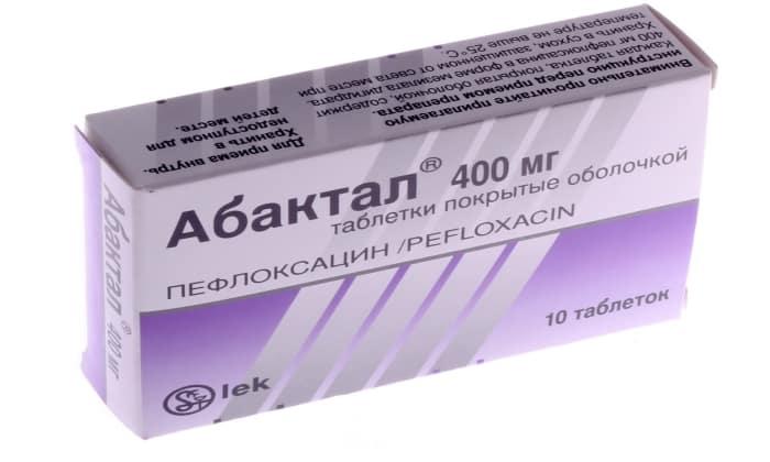 Абактал лечение цистита - Цистит