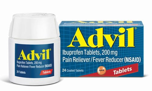 Лихорадочные состояния сопровождаются болями или повышением температуры, чтобы снизить проявление клинической картины нужно использовать Адвил
