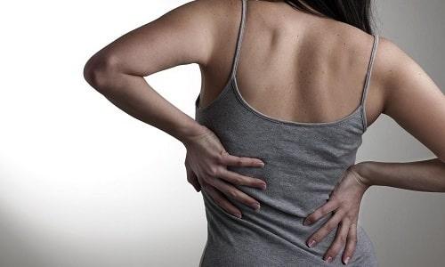 Лекарство эффективно снимает боль в спине