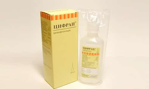 Дополнительные компоненты раствора Цифран: кислота молочная, соляная кислота, инъекционная вода, гидроксид натрия