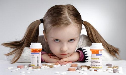 Допускается применение медикамента Нурофен детьми от 6 лет