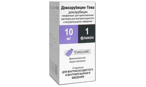 Лекарство используется в медицинской практике в качестве противоопухолевого средства