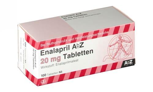 Эналаприл 20 используется в лечении заболеваний сердечно-сосудистой системы, связанных с повышением артериального давления