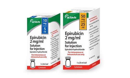 Один из аналогов лекарства Эпирубицин