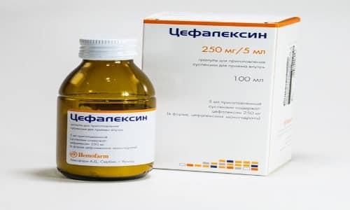 лекарство выпускают в виде гранул и порошка для изготовления суспензии
