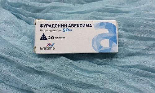 Фурадонин - противомикробный препарат для борьбы с бактериальными инфекциями