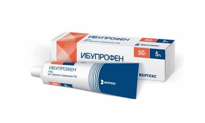 Мазь Ибупрофен от чего помогает, инструкция по применению