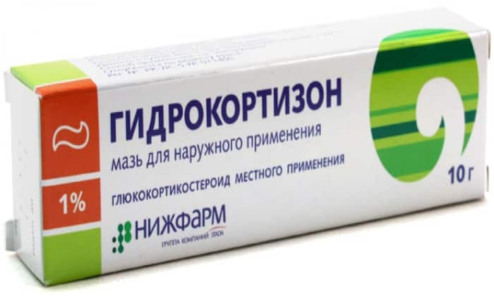 Гидрокортизон мазь при артрозе -