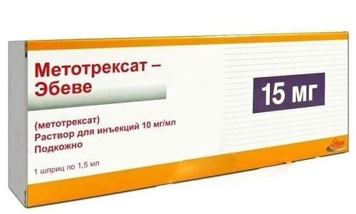 Возрастает уровень токсичности Метотрексата, если перерыв между приемом этого средства и Нимесила меньше 24 часов