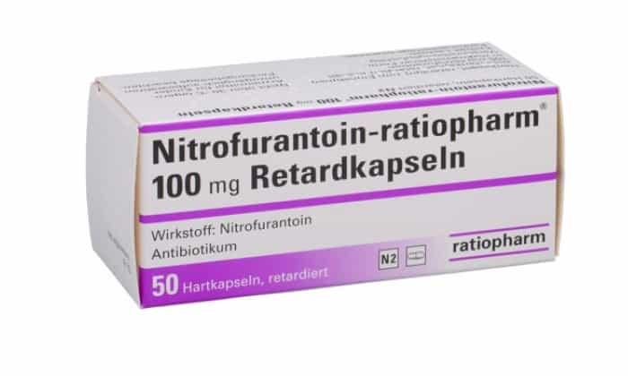 Нитрофурантоин группа антибиотиков