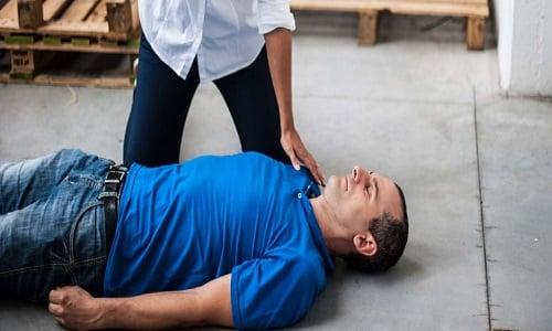 В качестве побочного эффекта может возникнуть потеря сознания