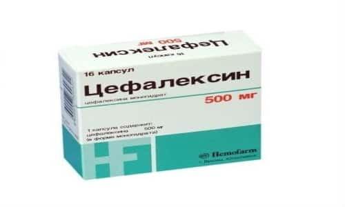 Цефалексин - это антибиотик, который продуктивно работает в отношении многих возбудителей инфекционных заболеваний