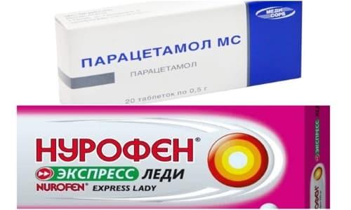 Нурофен и Парацетамол - это одно и то же, т.к. оба медикамента относятся к числу негормональных противовоспалительных средств