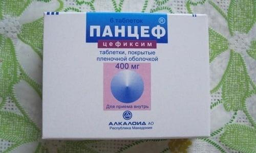Препарат Панцеф 400 относится к антибиотикам из цефалоспориновой группы