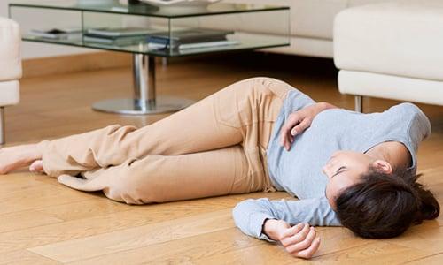 Передозировка может привести к потере сознания