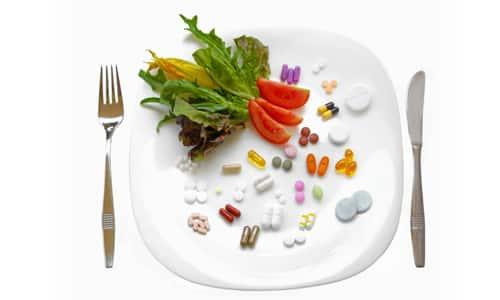Препарат нужно принимать во время еды